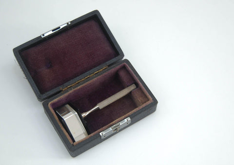 Early Twentieth Century Cased Hand Held Prism by Emil Busch