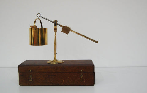 George IV Chondrometer or Corn Balance by Watkins & Hill of Charing Cross