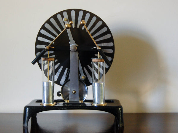 Edwardian Period Wimshurst Influence Machine or Electrostatic Generator