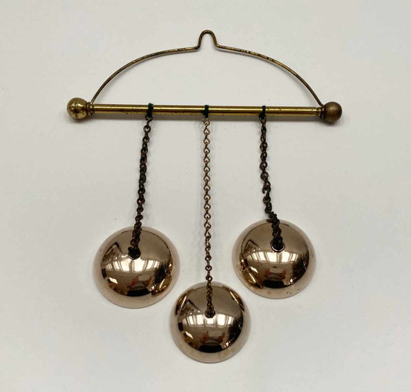 Victorian Electrostatic Machine Bell Experiment