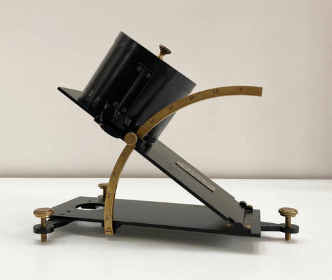 Late Nineteenth Century French Sunshine Recorder by Jules Richard of Paris