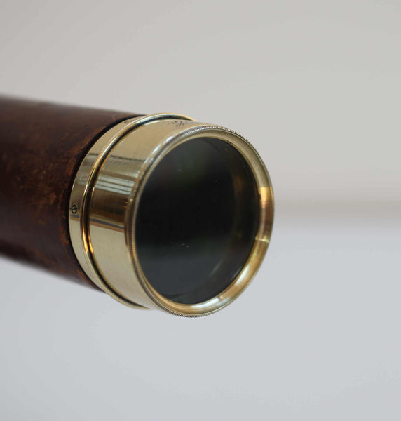 Dollond Telescope Owned by Robert Fulke Greville, Equerry to King George III