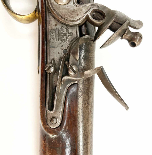 Napoleonic 1799 Pattern Light Dragoon Pistol by Durs Egg of London