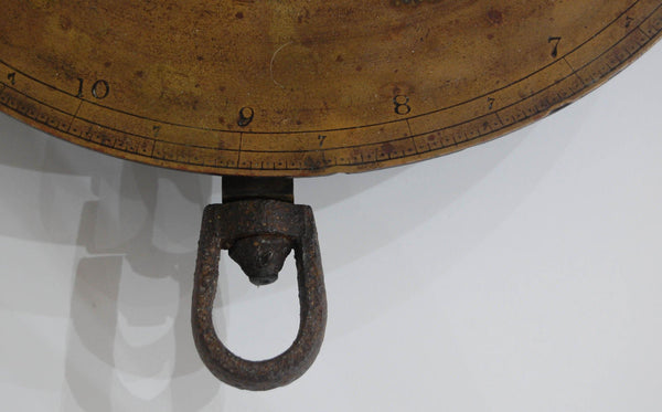 Augustus Siebe Patent Dial Weighing Machine by Marriott of 89 Fleet Street