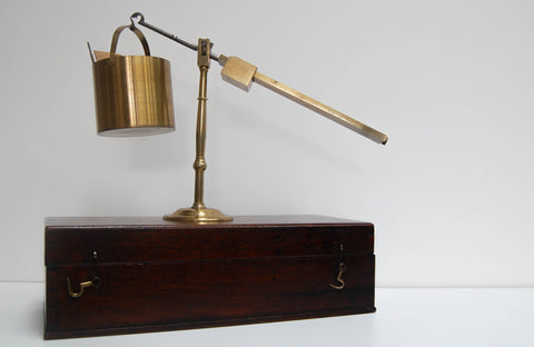 Large Early Nineteenth Century Chondormeter or Grain Scale by Robert Brettell Bate of London