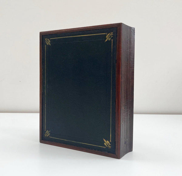 Early Victorian Portable Microscope Slide Case by Smith Beck & Beck London