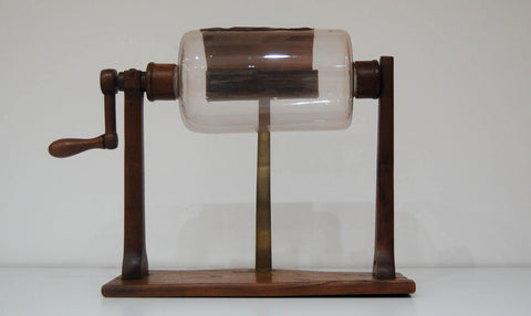 Early Nineteenth Century Nairne Pattern Electrostatic Friction Machine