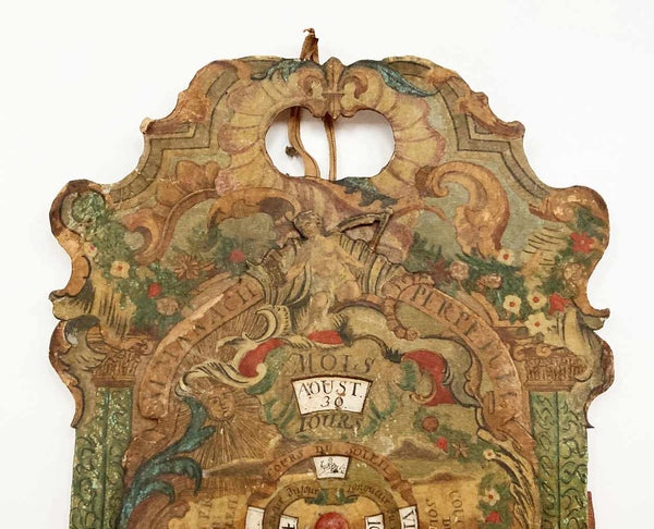 Mid Eighteenth Century Perpetual Calendar by Henning of Nuremberg