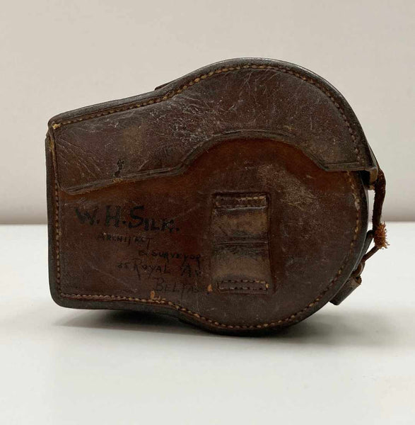 Mid Victorian Pocket Sextant by Field & Son Birmingham