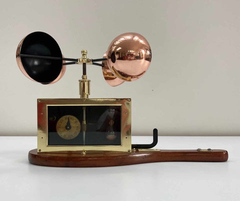 Russells Hand Anemometer by J Hicks of London