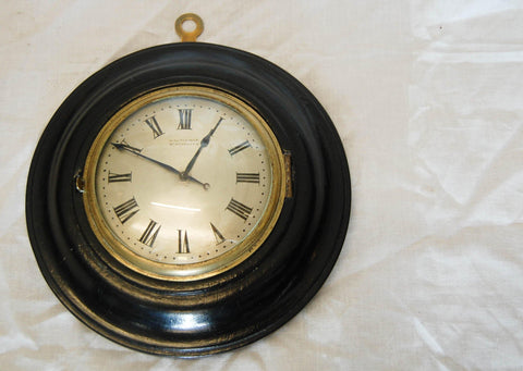 Early Nineteenth Century Sedan Clock by Hutchings of Winchester
