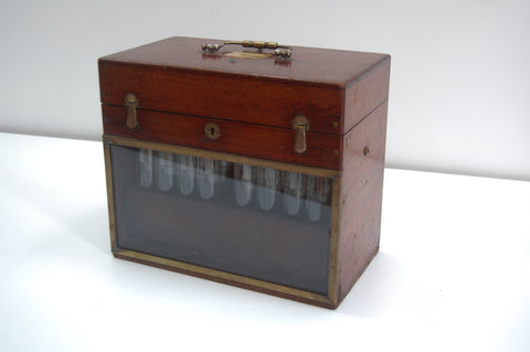 French Wet Cell Electrotherapy Machine by Charles Chardin of Paris