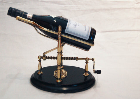 Late Victorian Wine Decanting Machine by Farrow & Jackson