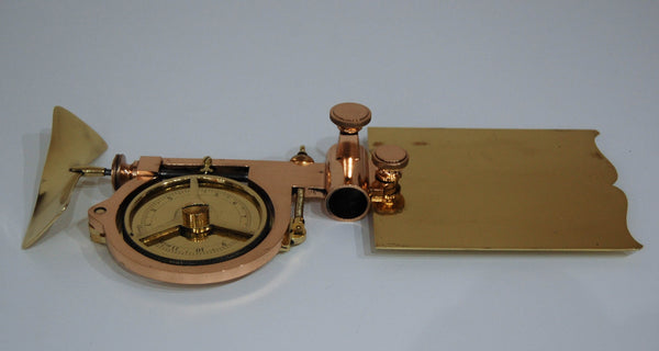 Saxton Water Current Meter Owned by Sir William Robertson Copland
