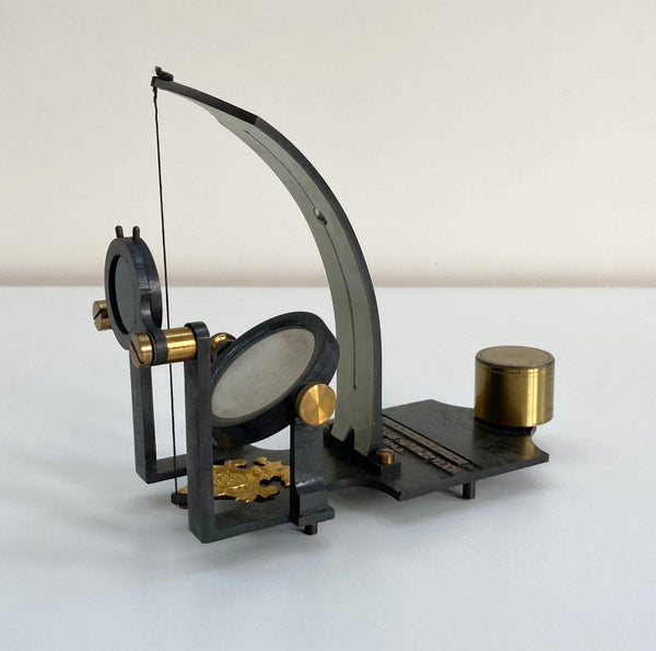 Cased Volta Azimuth Reflector by Reynolds & Son London