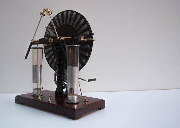 Art Deco Period German Wimshurst Machine by Voltana