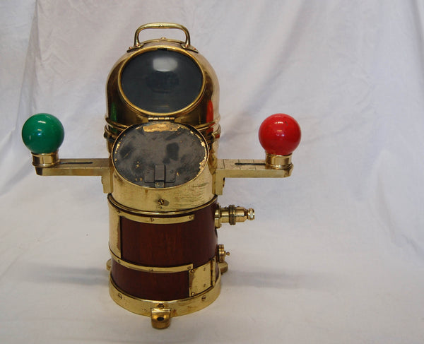 World War Period Faithful Freddie Submarine Binnacle Compass