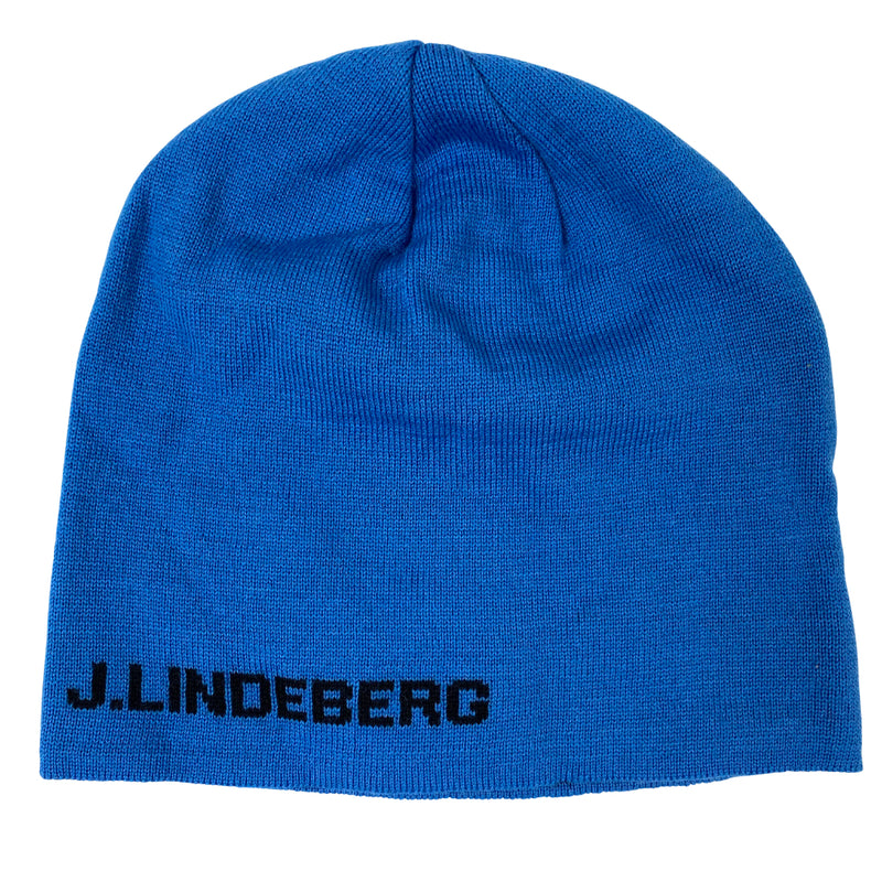 J Lindeberg Men's Aello Hat AELLO BASE - BLUE