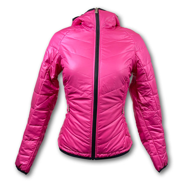 J Lindeberg Women's W Bona Jacket Pertex Recycled - PINK INTENSE