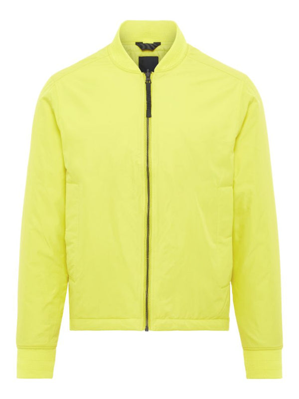 J.Lindeberg Men's Pioneer LTD Edition Bomber - JL YELLOW