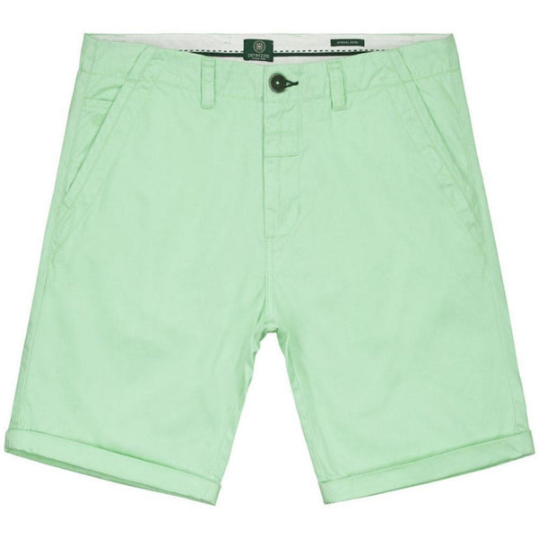 DSTREZZED - MENS BERMUDA SHORTS - LITE GREEN - SZ 33