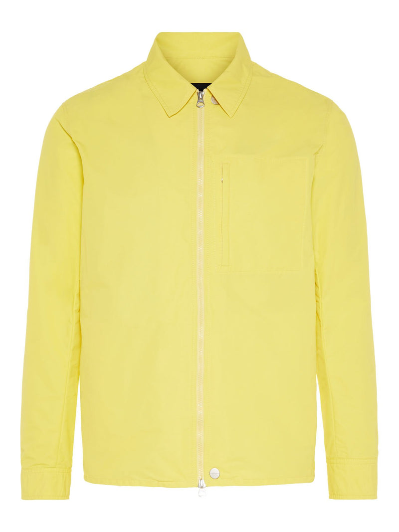 J.LINDEBERG MENS JASON TECH JACKET - BUTTER YELLOW