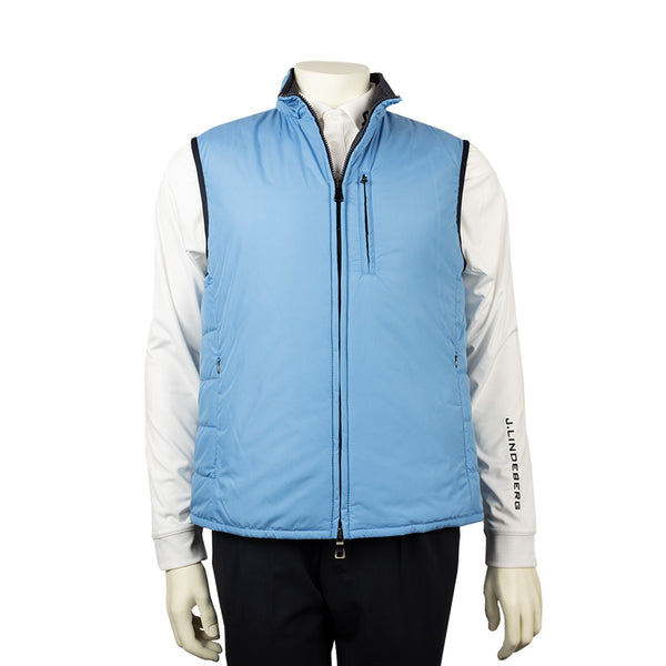 WATERVILLE MENS LUP VEST - SOFT BLUE