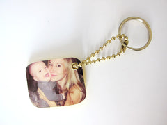 Mini Photo Keychain