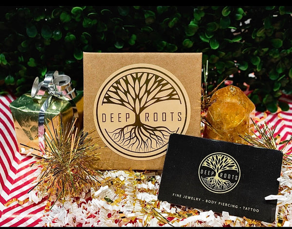 Deep Roots Winter 2020 Gift Guide- Part 1