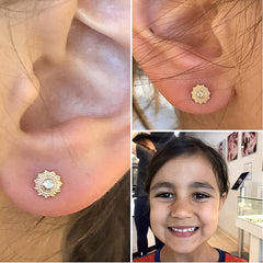 Children's Piercing 2