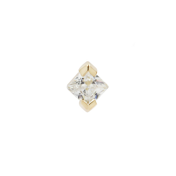 Yellow gold CZ Celestial