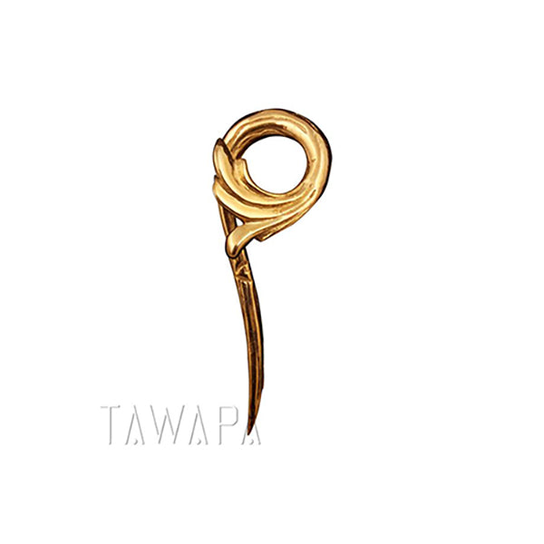 Tawapa Florish Plated Yellow Gold 12g