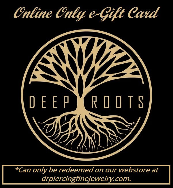 Deep Roots Online Gift Card