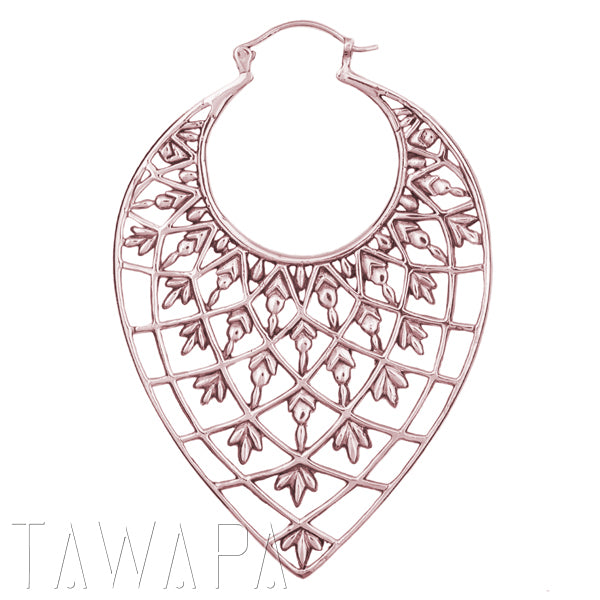 Tawapa Teardrop Plated Rose Gold 14g