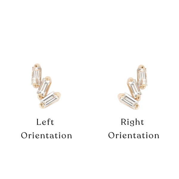 Left and right orientation