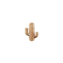 BVLA Threaded Cactus Rose Gold 16g 8.0 mm x 6.0 mm
