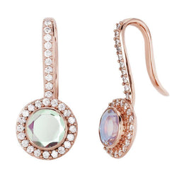 Brilliant Weight Mercury Mist w/ CZ Plated Rose Gold 6g
