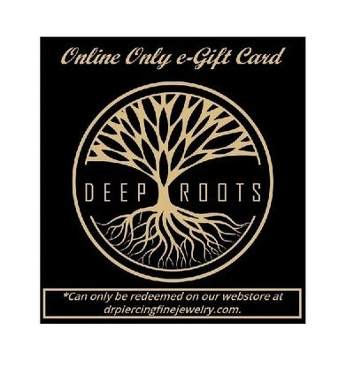 Online Store e-Gift Card