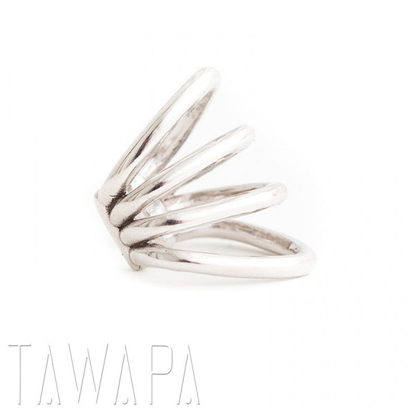 Tawapa Little Warrior Ear Cuff