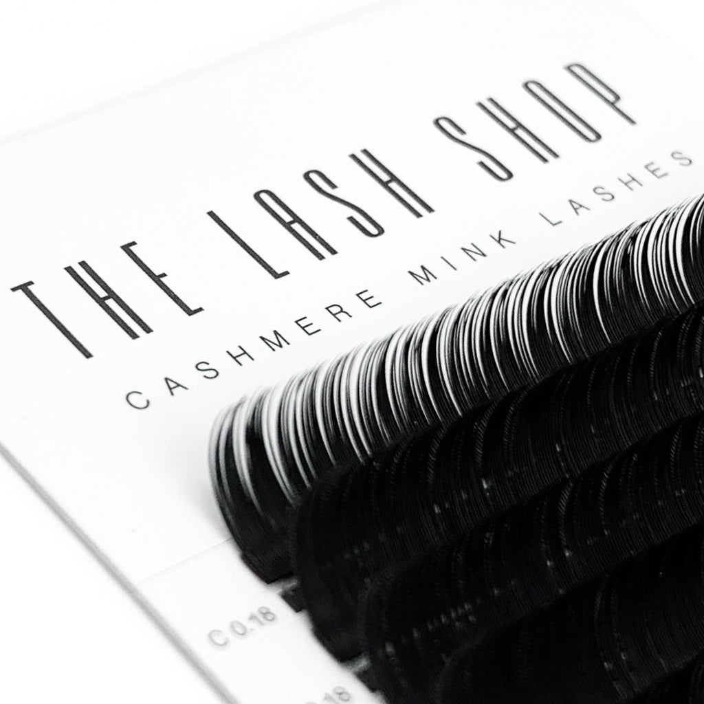 Cashmere Mink Lashes 0.18mm