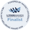 NZ Food Awards Health and Wellbeing Finalist