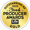 Outstanding Food Producer Awards Gold