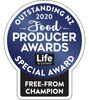 Outstanding Food Producer Award Free-From Champion