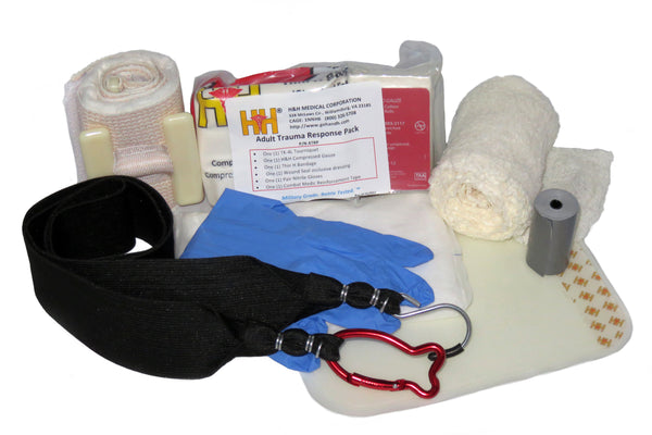 H&H Med Corp - Adult Trauma Response Pack