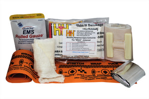 The BRICK - The Bleeding Response Injury Control Kit