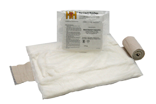 H&H Med Corp - Big Cinch Large Compression Dressing