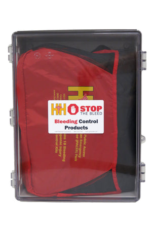 Public Stop the Bleed Box