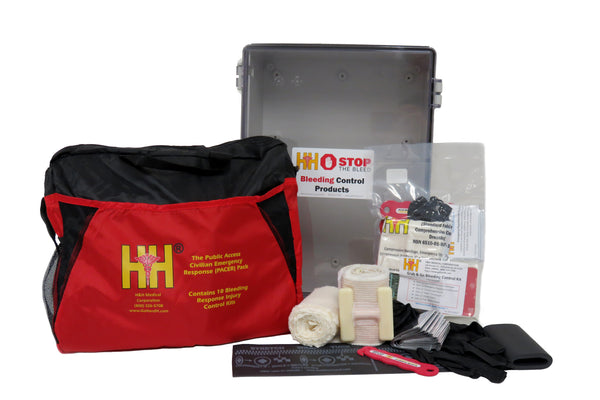 H&H Med Corp - Public Stop The Bleed Box
