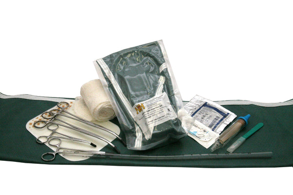 H&H Med Corp - Chest Tube Insertion Kit