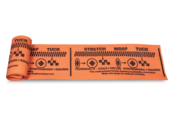 H&H Med Corp - SWAT-T ™ Tourniquet (orange)